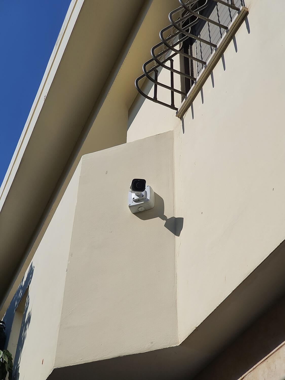 התקנת מצלמות אבטחה בהוד השרון